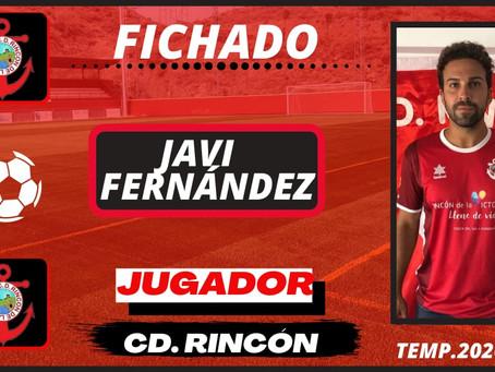 Javi Fernández ya tiene equipo: El 'Buitre' jugará en en el Club Deportivo Rincón