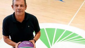 Juanma Rodríguez y el regreso de la 'buena gente' al baloncesto de Málaga