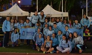 El Atletismo Nerja femenino se impone en la primera jornada liguera en Cartagena