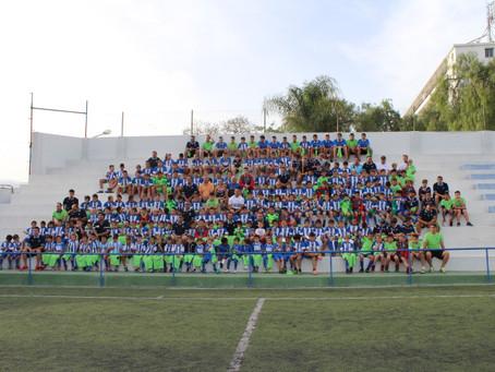 La Escuela Municipal de Fútbol de Nerja clausura la Temporada 2016/2017