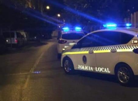 Un detenido en Vélez-Málaga por esquivar un control e intentar atropellar a un agente
