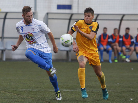Falu Aranda, un delantero 'top' para un Vélez que aspira a todo esta temporada