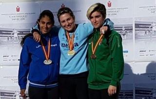 Atletismo   Nerja suma cuatro medallas en el campeonato de España de lanzamiento