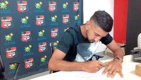 El mediocentro uruguayo, Gonzalo Miranda, firma con el Vélez Club de Fútbol