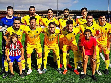 Empate en el estreno del nuevo 'Francisco Romero entre Rincón y Melilla (2-2)