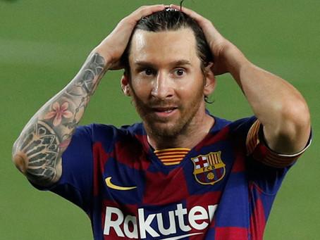 Última hora caso Messi: El jugador ya no tiene tan clara su salida del Barcelona