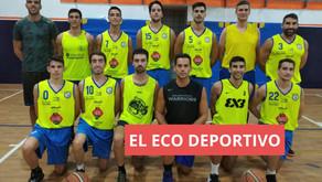 Almayate debuta con victoria en Liga Provincial ante Maristas (51-42)