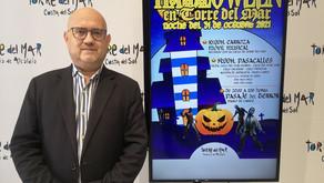 Torre del Mar recupera su tradicional fiesta de Halloween con pasacalles y pasaje del terror