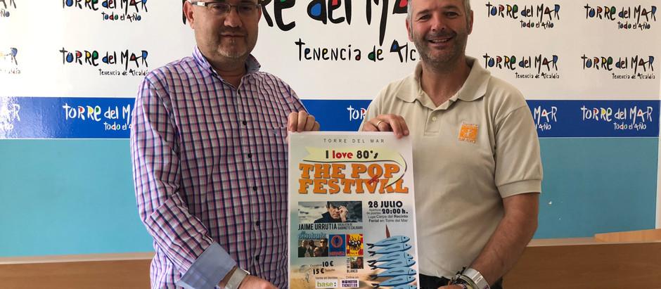 Jaime Urrutia de Gabinete Caligari, encabeza el cartel del III Festival de Pop de Torre del Mar
