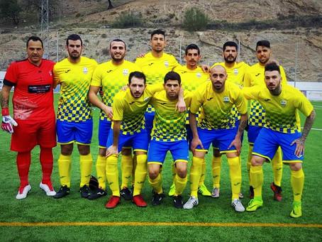 El Riogordo cae goleado en Almogía pero se mantiene fuera del descenso (5-1)