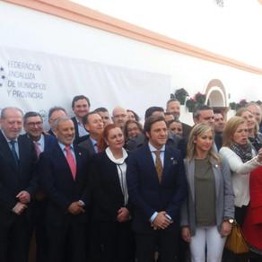 Vélez-Málaga asiste a la presentación de la Red de Municipios contra la Estacionalidad Turística