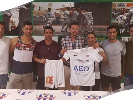 El Vélez renueva a su primer bloque y sigue buscando calidad en futbolistas de la zona