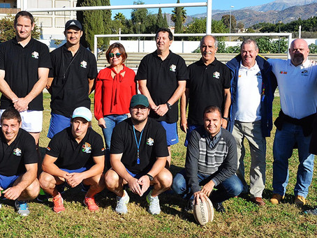 La Selección Uruguaya de Rugby elige la Axarquía para fijar su residencia malagueña