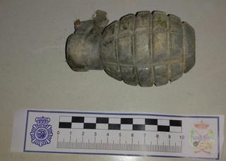 Última hora: Descubren un posible artefacto explosivo en una vivienda de Vélez-Málaga