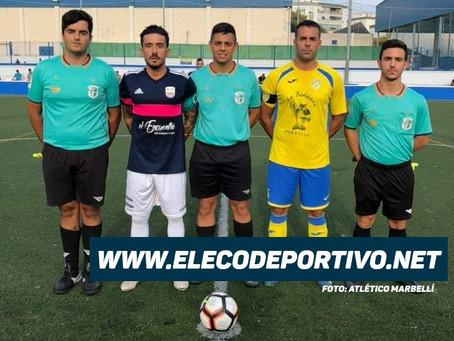 El Atlético Marbellí le endosa una manita al Riogordo (5-3)