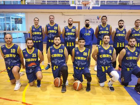 El Pinar derrota al Club Baloncesto Rincón de la Victoria (76-69)