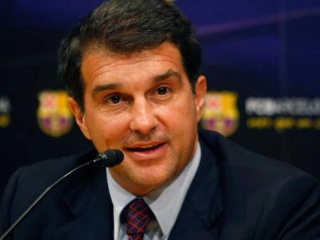 "Laporta estalla: ""Sospecho que el Barcelona quiere vender a Leo Messi"""
