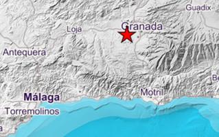 Urgente: Un fuerte terremoto en Granada se deja sentir en la Axarquía