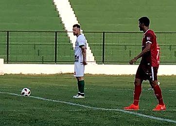 El Rincón aguantó sólo medio tiempo al Antequera (2-0)
