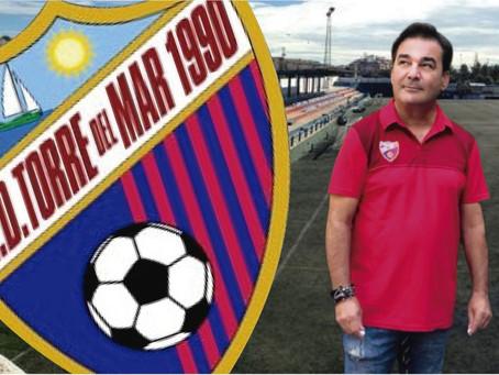 Antonio Ruiz encabezará un proyecto de escuela de fútbol de Torre del Mar bajo las bases de la cread