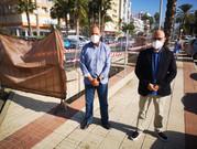 Vélez-Málaga inicia los trabajos de mejora y sustitución de contenedores soterrados