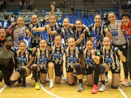 Lección europea de Rincón Fertilidad para alcanzar la final de la EHF Cup (21-19)