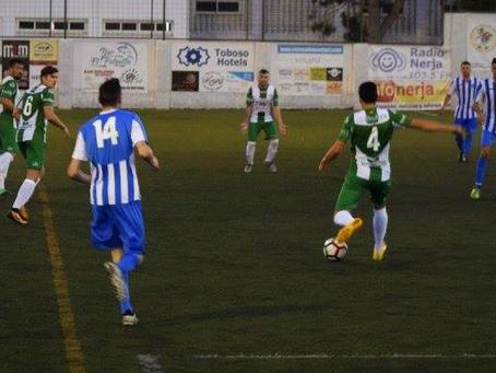 El Nerja, goleado por el Cala de Mijas y cerca del descenso a Tercera (1-5)