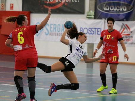 Balonmano | Rincón Fertilidad vuelve a la pista con una importante visita a Granollers