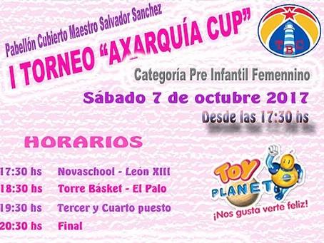 Torre del Mar estrena este fin de semana su 'Axarquía Cup' de básket femenino