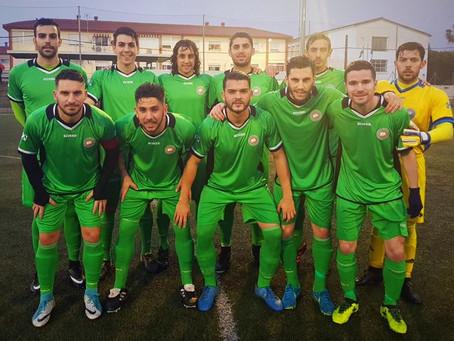 El Churriana ejerce de líder ante el Club Deportivo Barrio (3-1)