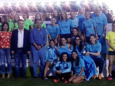 El Club de Atletismo Nerja se alza con la victoria masculina y femenina en Andújar