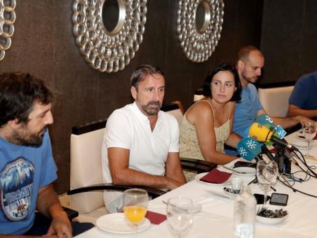 Joan Plaza encara su quinta temporada al frente de Unicaja