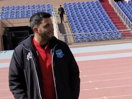 """Sebastián Álvarez: """"En Vélez se valora poco a los entrenadores locales"""""""