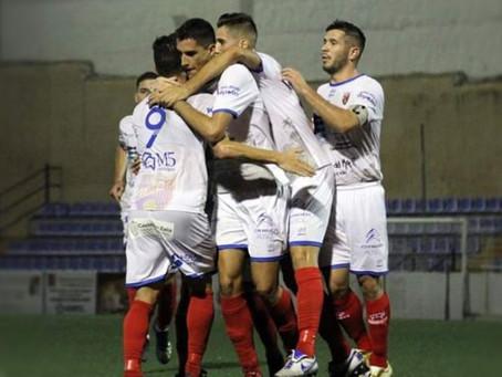 El Torre del Mar, más líder tras ganar en Antequera (1-4)