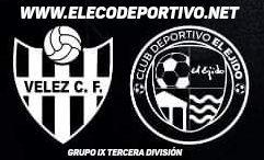 El Vélez se estrena en el Vivar Téllez ante El Ejido (Dom.19:00h)