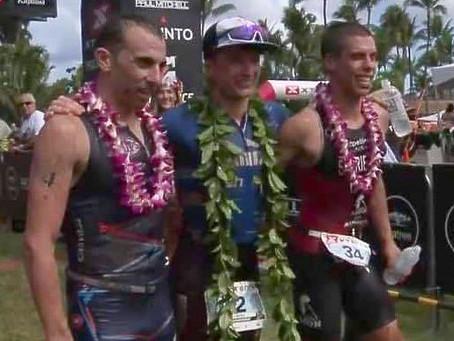 Rubén Ruzafa, bronce en el Campeonato del Mundo XTERRA de Hawaii
