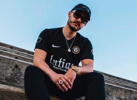 El artista urbano Dellafuente cerrará un gran verano musical en Torre del Mar