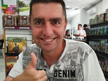 Carlos Herrera, destituido del banquillo del Club Deportivo Torrox