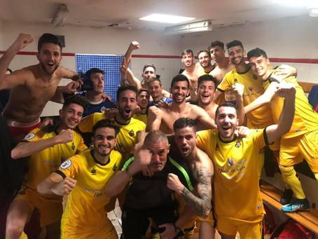 El Rincón aleja la zona de descenso con una victoria por la mínima en San Pedro (0-1)