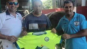 Jaime Villanúa, nuevo entrenador del AD Almayate de fútbol senior