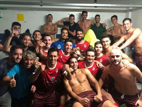 El Rincón debuta en casa con victoria ante el San Pedro (2-1)