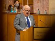 Urgente: El consejero de Salud pide a los andaluces que de queden en casa