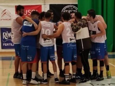 Los Olivos logran la victoria ante el Torre del Mar de baloncesto (63-70)