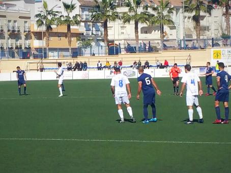 Joselillo le da al Vélez la victoria ante el Melistar (1-0)