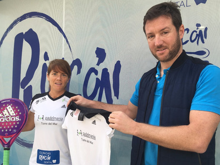 Pádel   La torreña Vito Checa viaja al campeonato andaluz de Granada