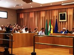 El Pleno de Vélezsolicita que se continúen con las labores de búsqueda de Fidel Jiménez
