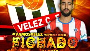 El Vélez CF se refuerza con el central de 20 años Moha, ex jugador del Poli Almería