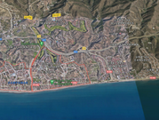 Urgente: Hallan el cadáver de una persona en una playa de la Axarquía