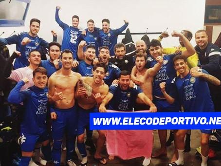 El Barrio gana por la mínima al Atlético de Marbella (1-0)
