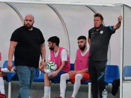 El CD Nerja renueva al tándem Franco-Berrutti de cara a la próxima temporada